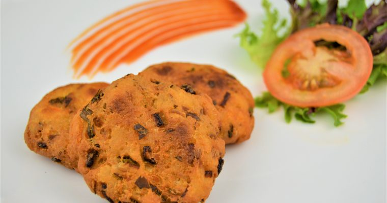 Bread Vada (Quick and instant vada recipe)