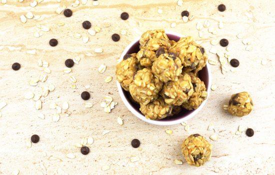 Oatmeal Energy Balls (Vegan & no bake recipe + Video)
