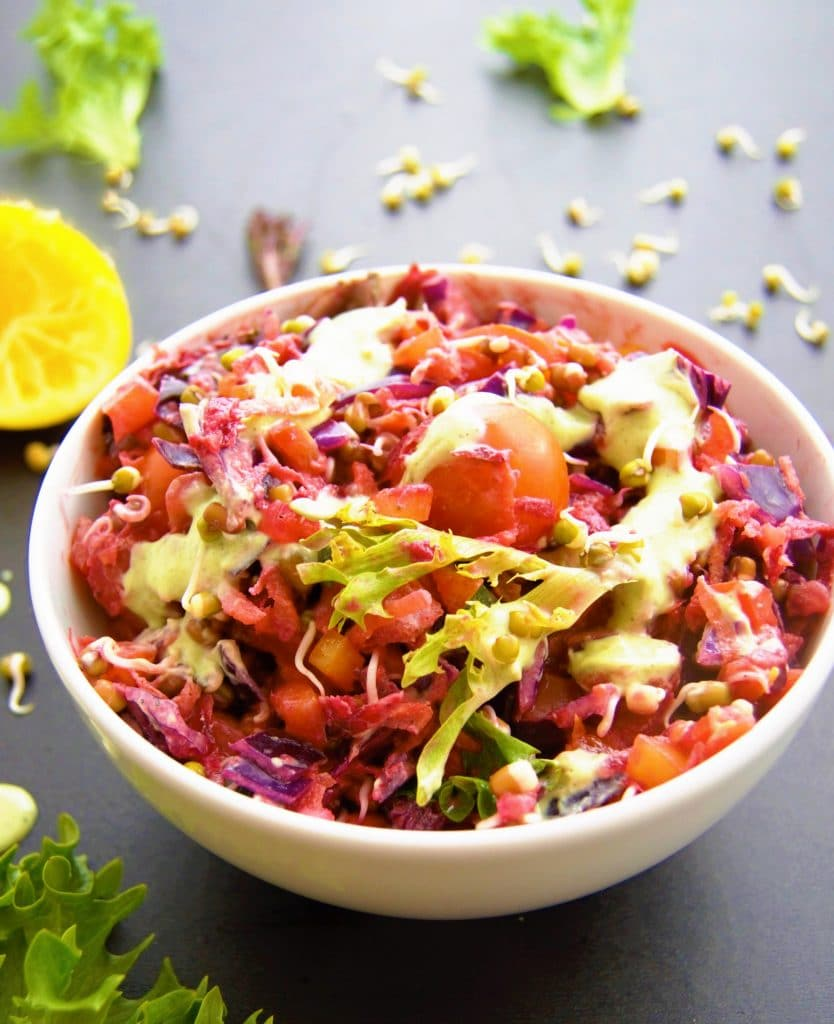 moong-sprouts-salad